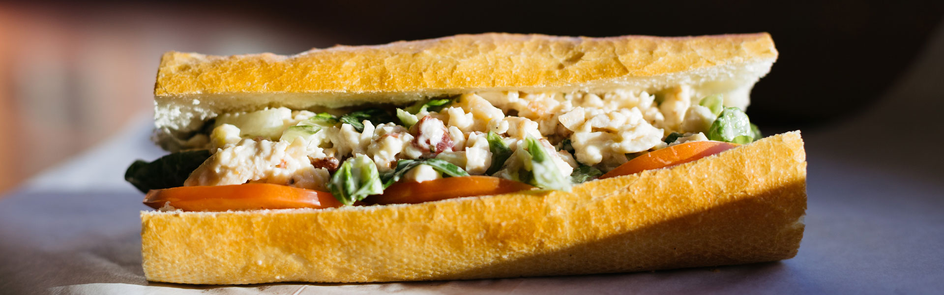Order sandwiches from Half Fast Subs